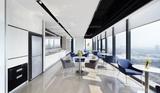 佛山Midea美的地产总部办公空间设计